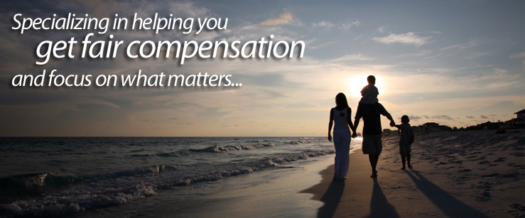 Specializing in helping you get fair compensation